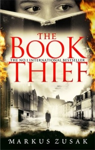 The Book Thief, by Markus Zusak