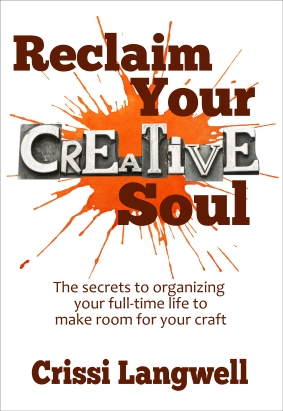 Creative Soul cover FRONT KINDLE