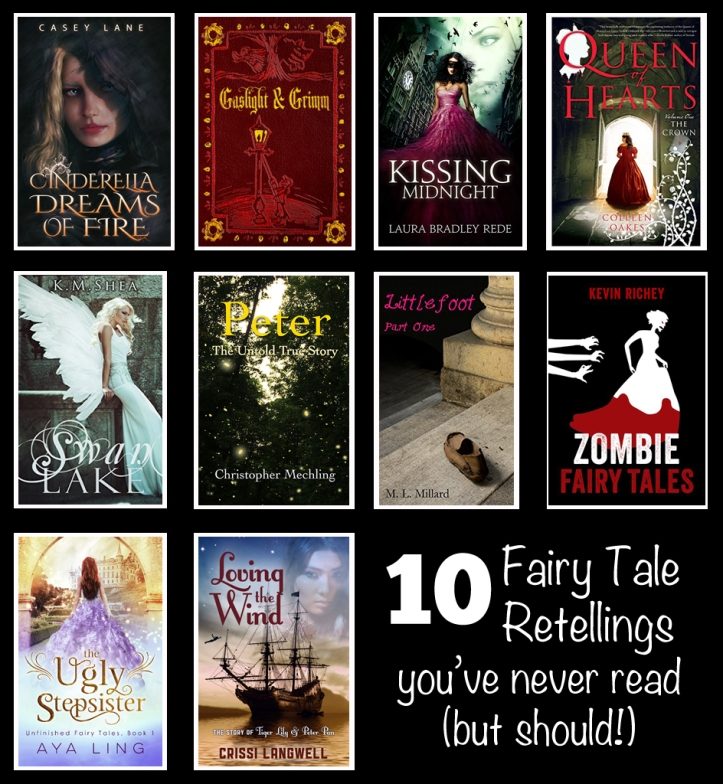 fairy-tale-retellings